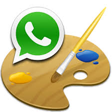 WhatsApp Paint