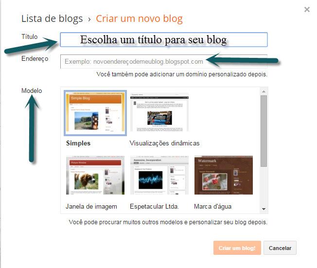 Google - Blogger