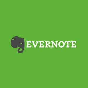 Agenda-Evernote