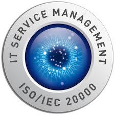 Certificado ISO 20.000