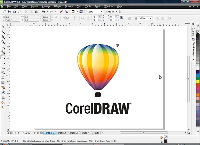 Curso de Informática - Corel Draw