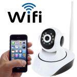 3 melhores câmeras IP wireless
